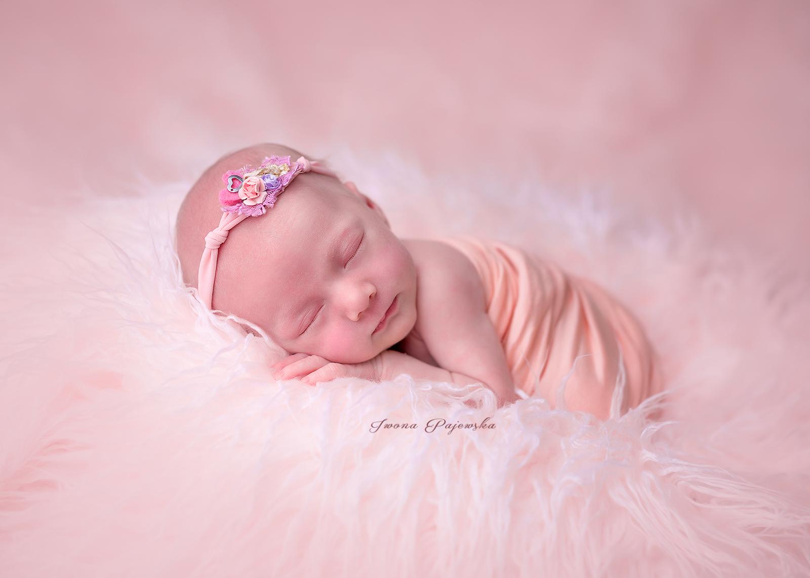 sesja z noworodkiem białystok