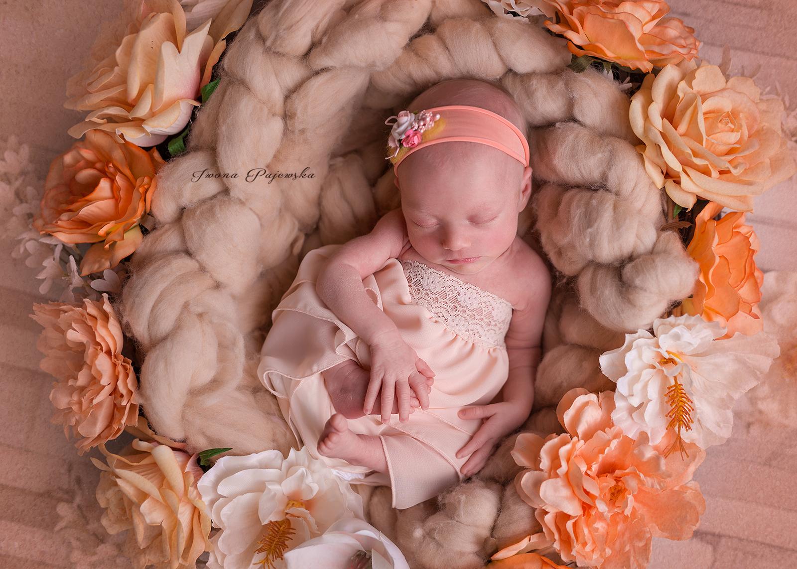 zdjęcia dla noworodka białystok