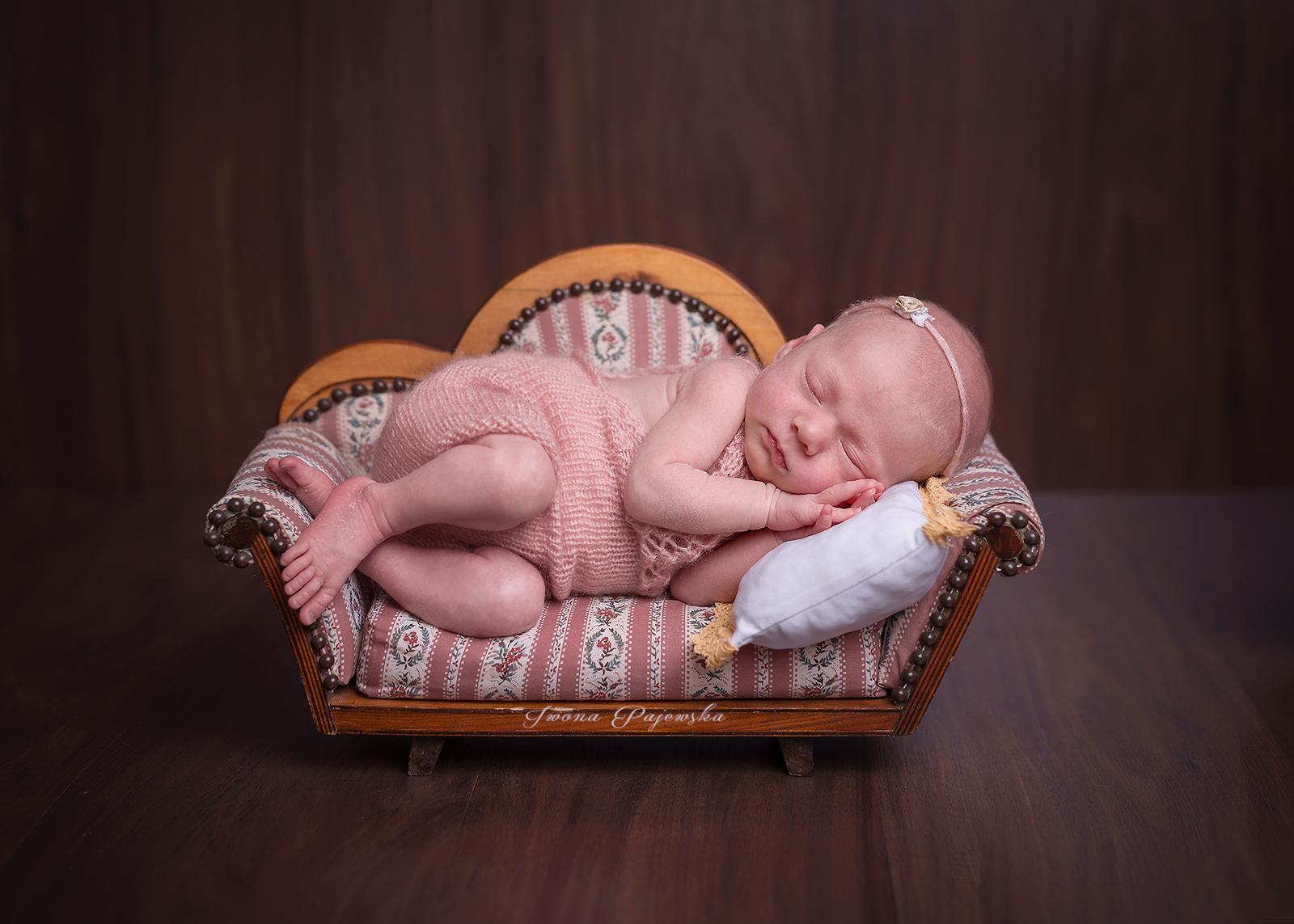 gdzie na sesję z noworodkiem podlaskie