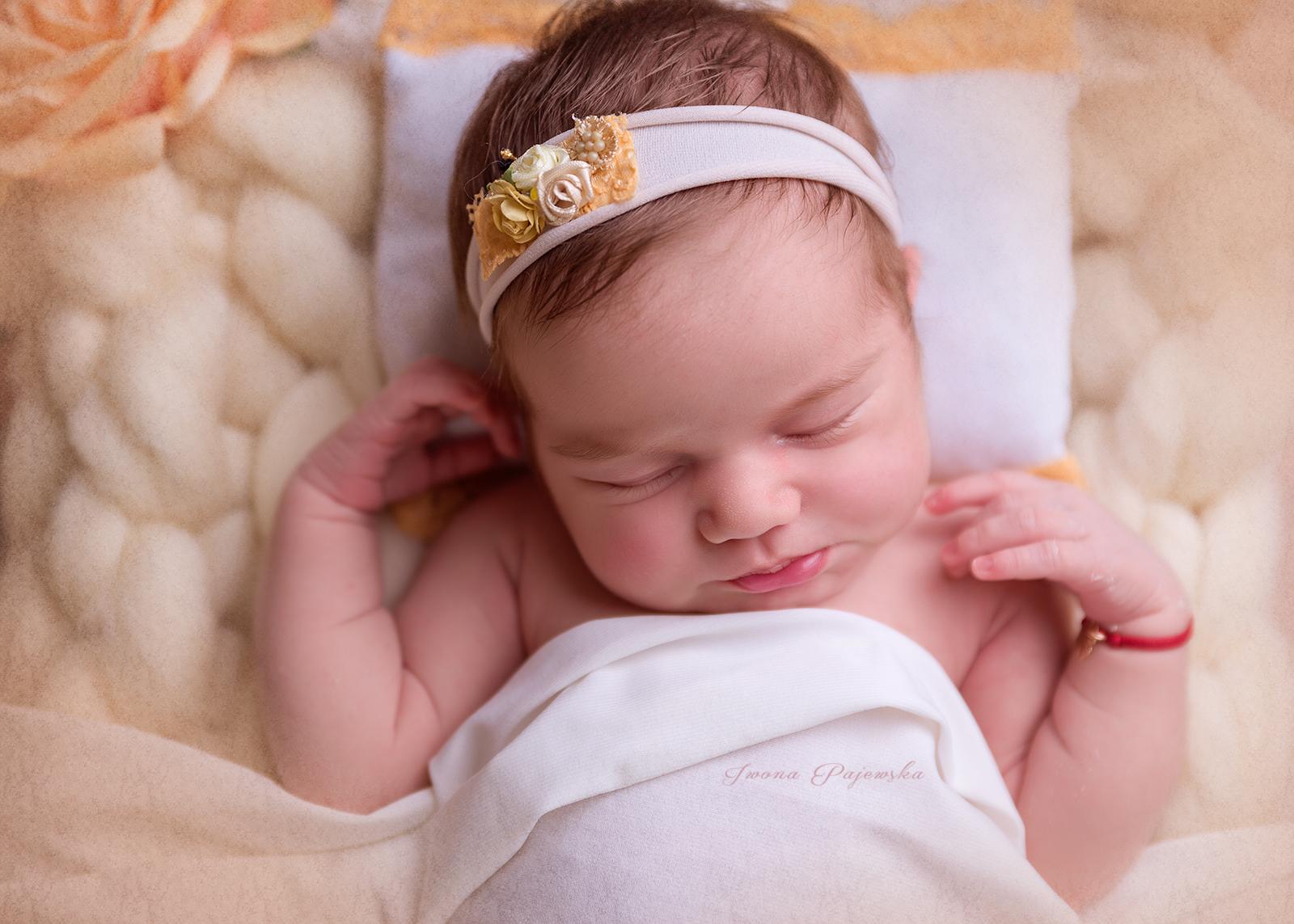 fotografia noworodkowa podlaskie